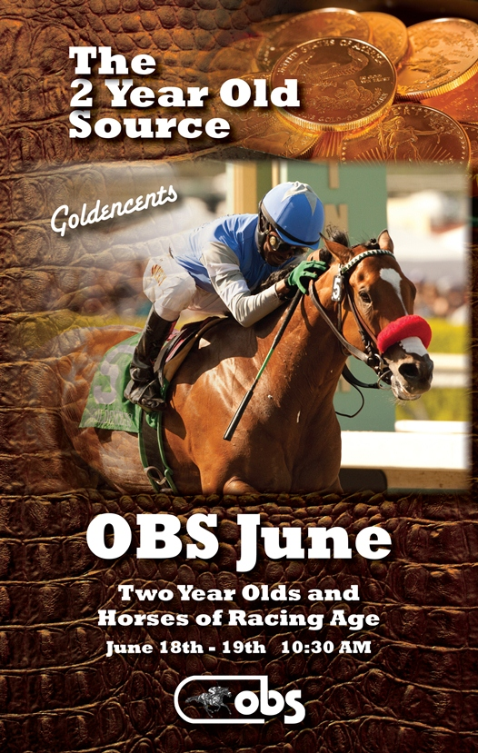 2013 June Two-Olds & Horses of Racing Age