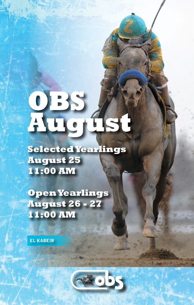 2015 August Yearling Sale