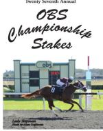 OBS 27th Annual Champion Stakes Condition book-icon