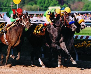 Silver Charm_Preakness