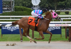 OBS grads cap big week at Saratoga with one-two finish in